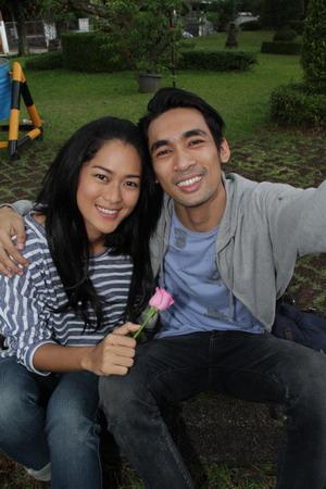 Aktor Ini Hamili Prisia Nasution di Unlimited Love