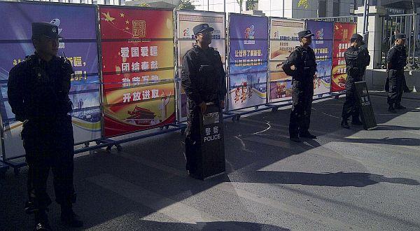 Ledakan di China Tewaskan Dua Orang
