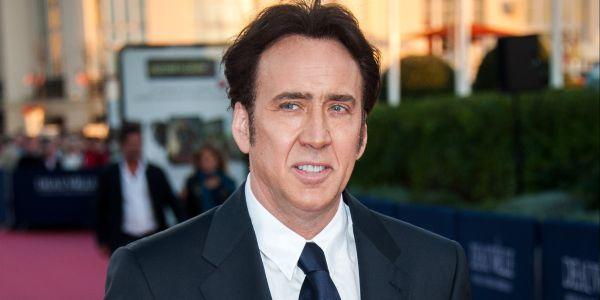 Nicolas Cage Pernah Tinggal di Rumah Berhantu