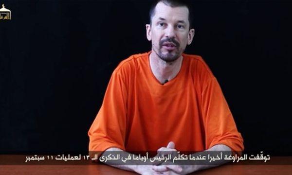 ISIS Kembali Tawan WN Inggris (Foto:YouTube)