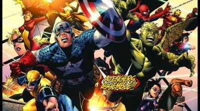 Avengers 3 dibagi dua seri (Foto: Aceshowbiz)