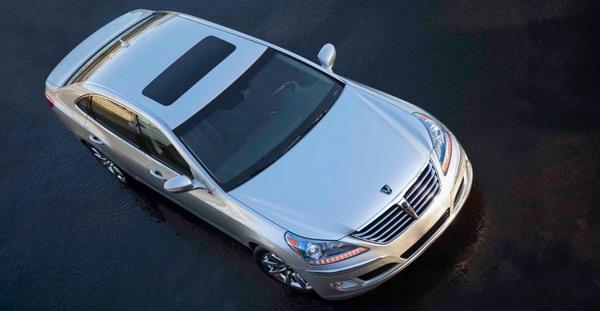 Hyundai Equus Jadi Mobil Korea Termahal di AS