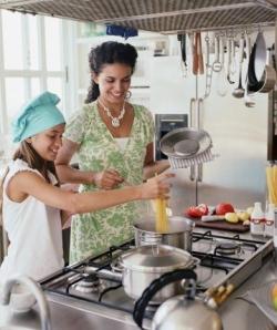 Https Img Okeinfo Content 2010 11 05 196 390336 Zkkprqrc40 Jpg Anak Membantu Ibu Memasak Di Dapur