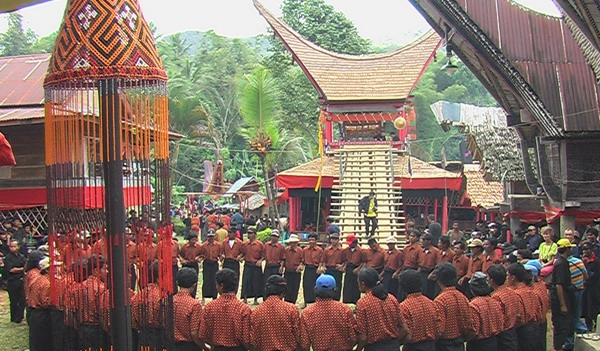 Tana Toraja (Foto: Tourismindonesia)