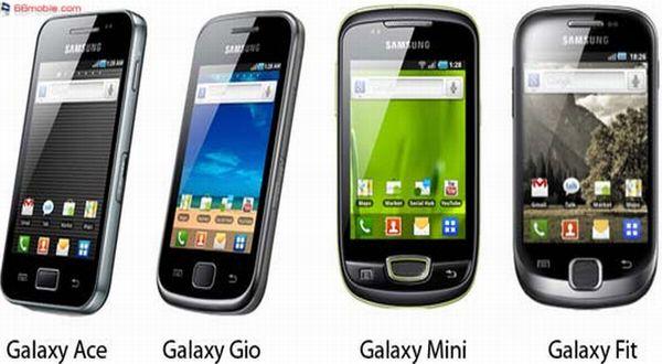 Harga Handphone HP Android Samsung Terbaru UPDATE