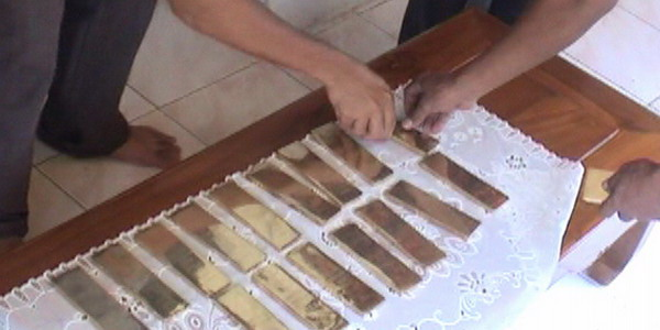 21 Kg Logam Diduga Emas Ditemukan Di Purwokerto Okezone News