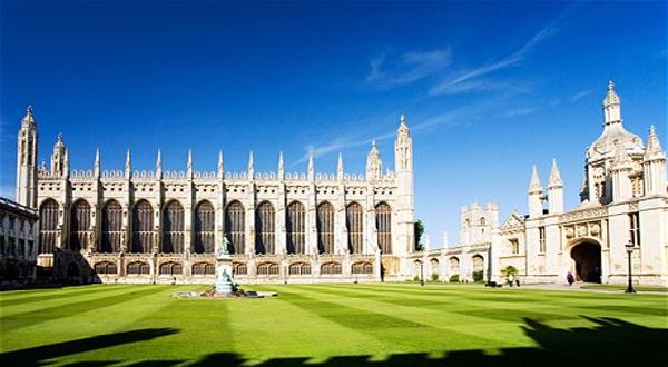 Universitas Cambridge dinobatkan sebagai universitas terbaik di Inggris oleh Complete University Guide (Foto: ALAMY)