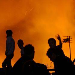 Pabrik Konveksi Murah Indonesia Terbakar, 21 Pemadam Dikerahkan