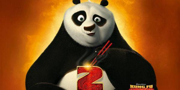 Poster film Kung Fu Panda 2 (Foto:Ist)