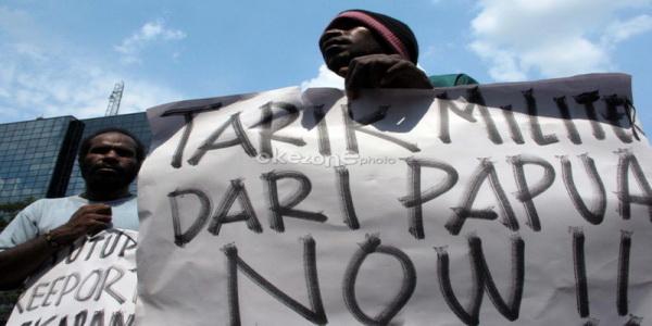 Persekutuan Gereja Yakin Terjadi Pelanggaran HAM di Papua