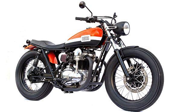 Gambar Modifikasi Sepeda Motor Jadul Ini Dia Motor Jadul Randy De Puniet Okezone Otomotif