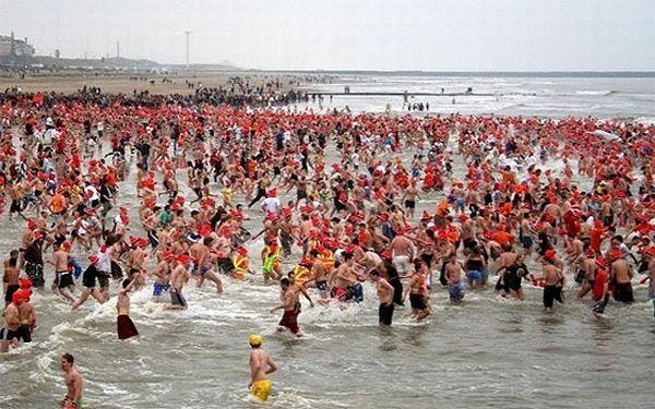 Foto: ixesn-wageningen.nl) di belanda, ada sebuah tradisi unik dalam