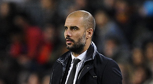 Foto: Josep Guardiola (Reuters Pictures)