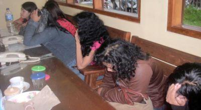 20 PSK dan 1 Waria Terjaring Razia di Jakarta Timur