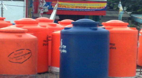 Kenali Jenis Tangki Penyimpanan Air Untuk Rumah 1 Okezone Economy