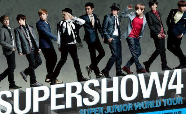 Super Junior (foto: Ist)