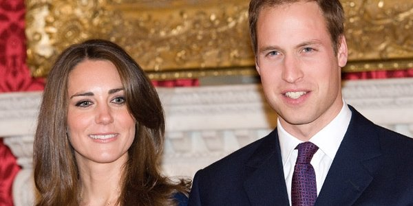 Pangeran William & Kate Middleton (Foto: Celebuzz)