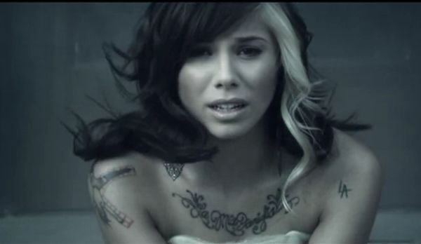 Christina Perri (foto: capture klip