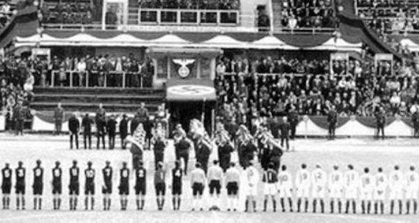 Duel Maut: FC Start vs Flakelf di Zenit Stadium, 9 Agustus 1942 (Foto: The Boar)