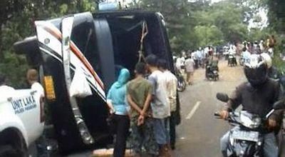 kecelakaan batu malang