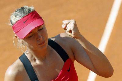 Maria Sharapova. (Foto: Reuters)