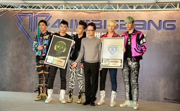 Big Bang (Foto: Allkpop)