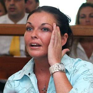 Scapplle Leigh Corby (Foto: Istimewa)