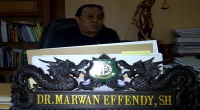 Jamwas Marwan Effendy (foto: Rizka Diputra/ Okezone)