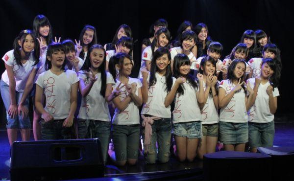 JKT48 (Foto: Edi Hidayat/okezone)