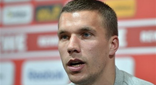 Lukas Podolski (Foto:Getty)