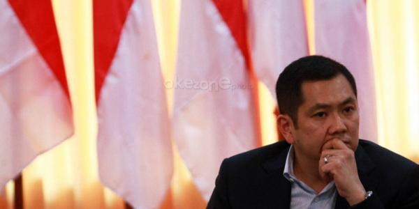 Ketua Dewan Pakar Partai Nasdem  Hary Tanoesoedibjo (Dok.Okezone)