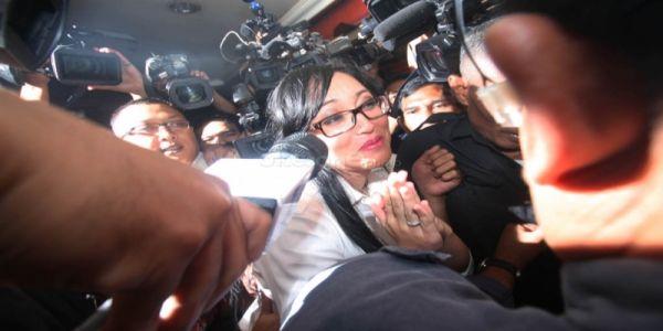 Angelina Sondakh (Foto: dok okezone)