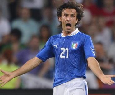 Andrea Pirlo (Foto: Getty)