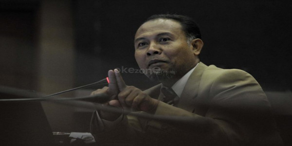 Wakil Ketua KPK, Bambang Widjojanto (foto: Runi Sari/ Okezone)