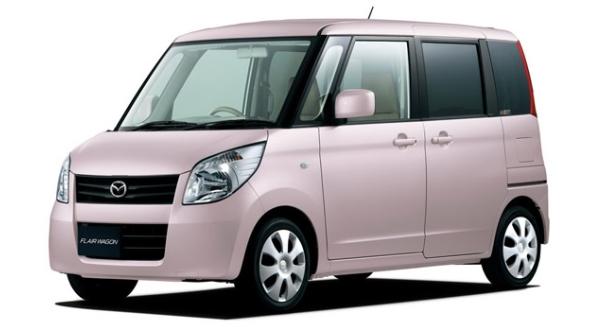 Kolaborasi Mazda & Suzuki Lahirkan Mobil Mungil