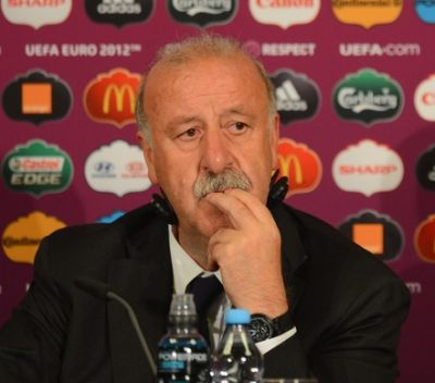 Vicente Del Bosque. (Foto: Getty Images)