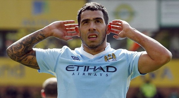 Carlos Tevez (Foto:Getty)