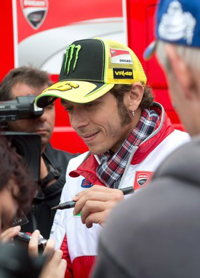 Valentino Rossi (foto: Getty Images)