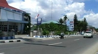 Waingapu berbenah jelang kedatangan Presiden SBY (Dok: Sindo TV/Dion Umbu)