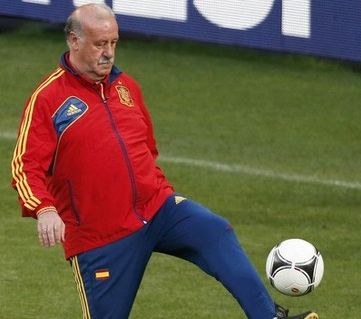Vicente Del Bosque. (Foto: Reuters)