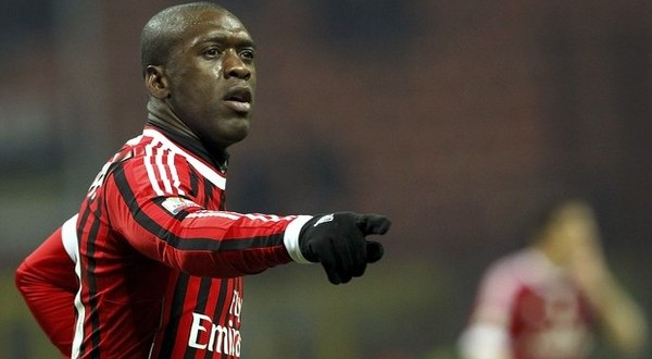 Clarence Seedorf heading to Botafogo (Photo: Getty Images)