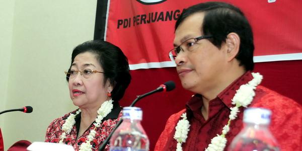 Pramono Anung (Kanan) (Foto: Koran Sindo)