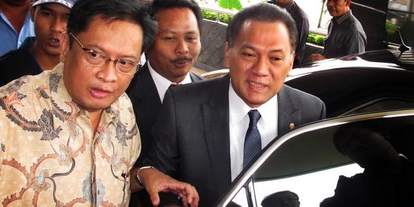 Menteri Keuangan Agus Martowardojo (Foto: Dok Okezone)