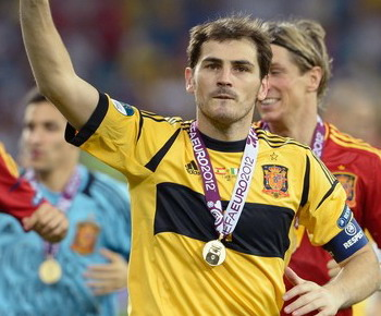 Iker Casillas (Foto: Getty)
