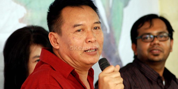 TB Hasanuddin (Foto: Runi/Okezone)