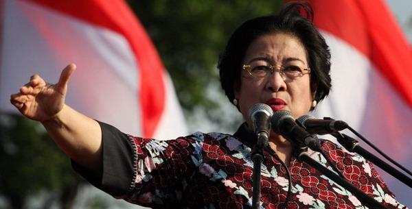 Megawati (Foto: daylife)