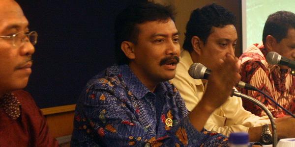 Andi Mallarangeng (Foto: Dok Okezone)