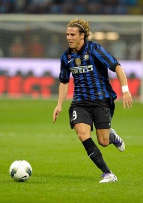 Diego Forlan pada alhasil menentukan  hengkang dari Inter Milan dan pada animo depan secara Terkini Curhatan Forlan Tentang Inter