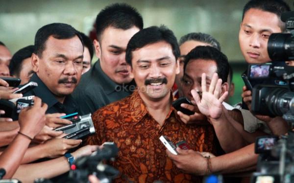 Andi Mallarangeng (Foto: Dok. Okezone)