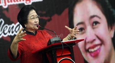 Megawati Soekarnoputri (Foto: Dok. Okezone)